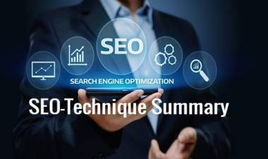 SEO-Technique Summary