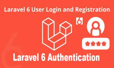 Laravel 6 Authentication