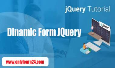 Dinamic Form JQuery
